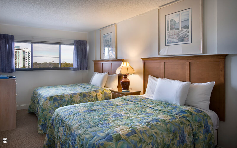 Oceanfront Three Bedroom Two Bath Condo