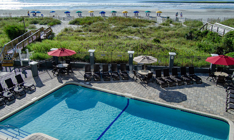 Carolina Dunes Oceanfront Pool