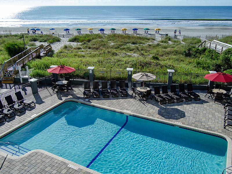 Carolina Dunes Outdoor Pool