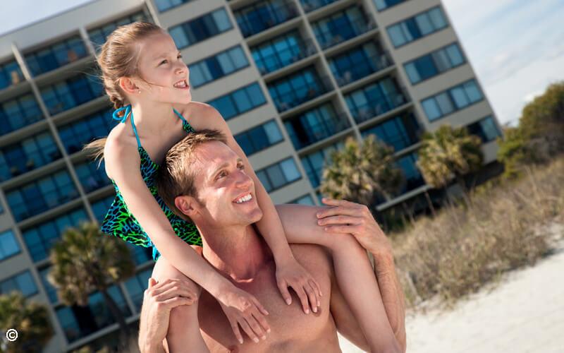 Additional Carolina Dunes Resort Amenities