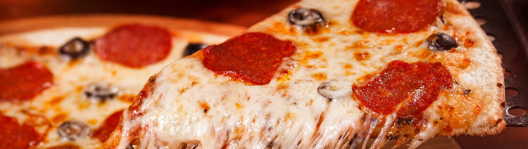 Top Food Options - Pizza Italian